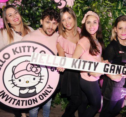 Hello Kitty se enamora de nuestras superpestañas