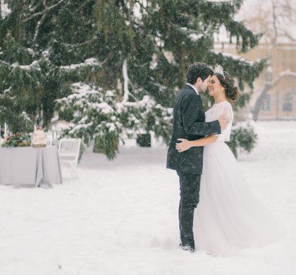 Este invierno conviértete en una novia de ensueño