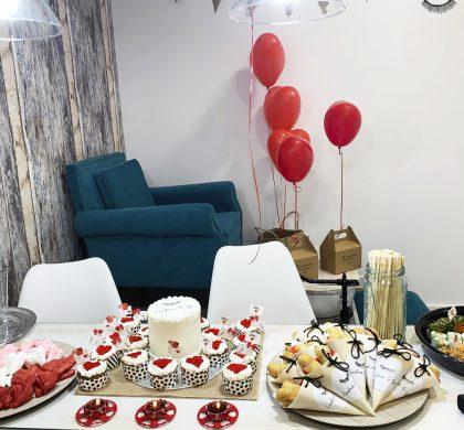 Lashes & Go O'Donnell celebra San Valentín por todo lo alto
