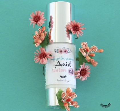 Cuida tu piel con nuestra Hyaluronic Acid Sun Care