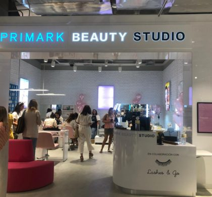 Llega a Sevilla Primark Beauty Studio by Lashes & Go