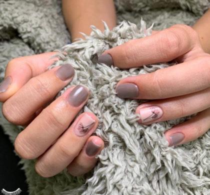 Las manicuras que vestirán tus uñas este otoño