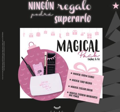 Esta Navidad, regala el Magical Pack by Lashes & Go