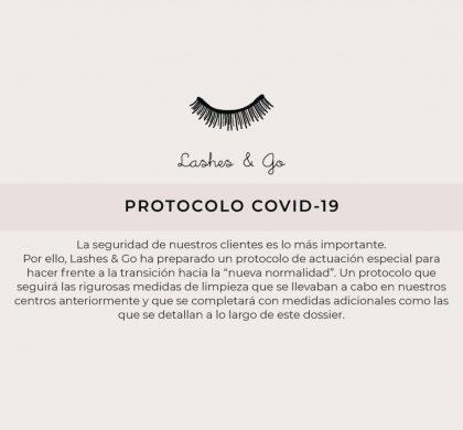 Protocolo de seguridad Lashes & Go