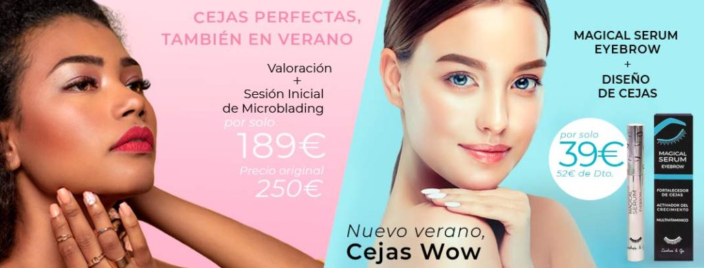 Cejas WOW | Lashes & Go