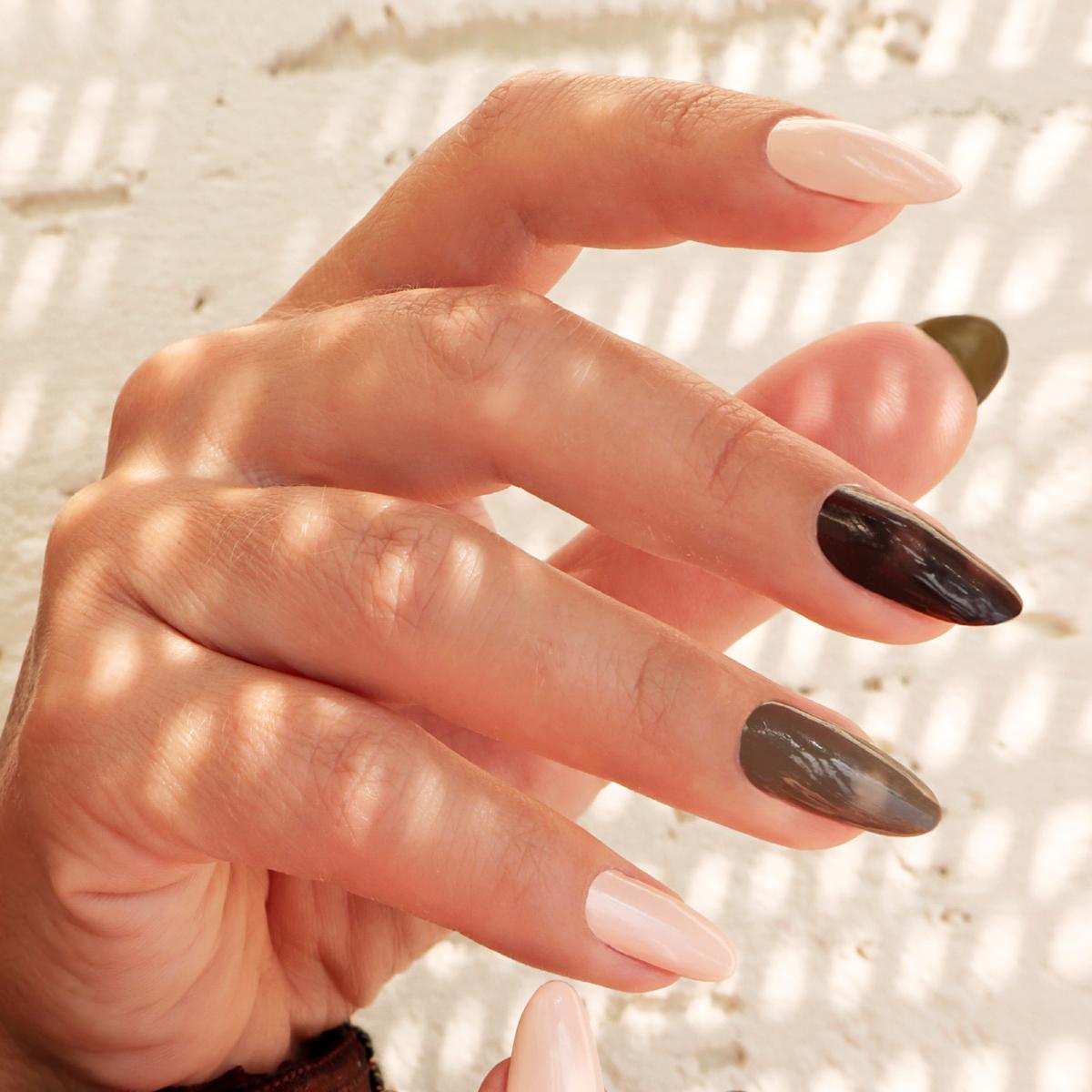 Nueva tendencia en manicura: las uñas muela