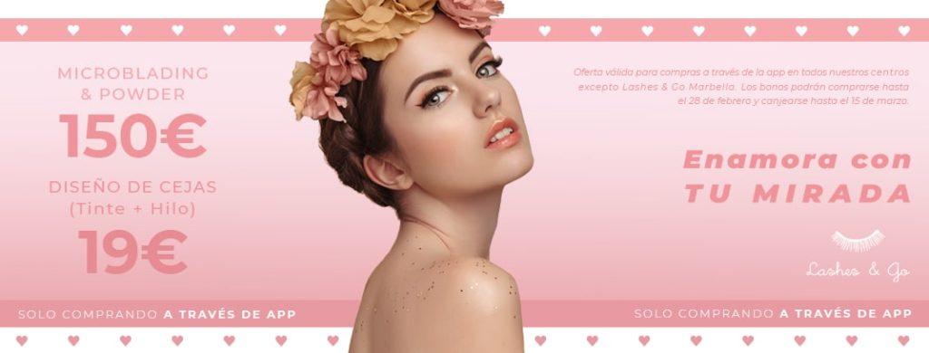 Enamora con tu mirada Lashes & Go
