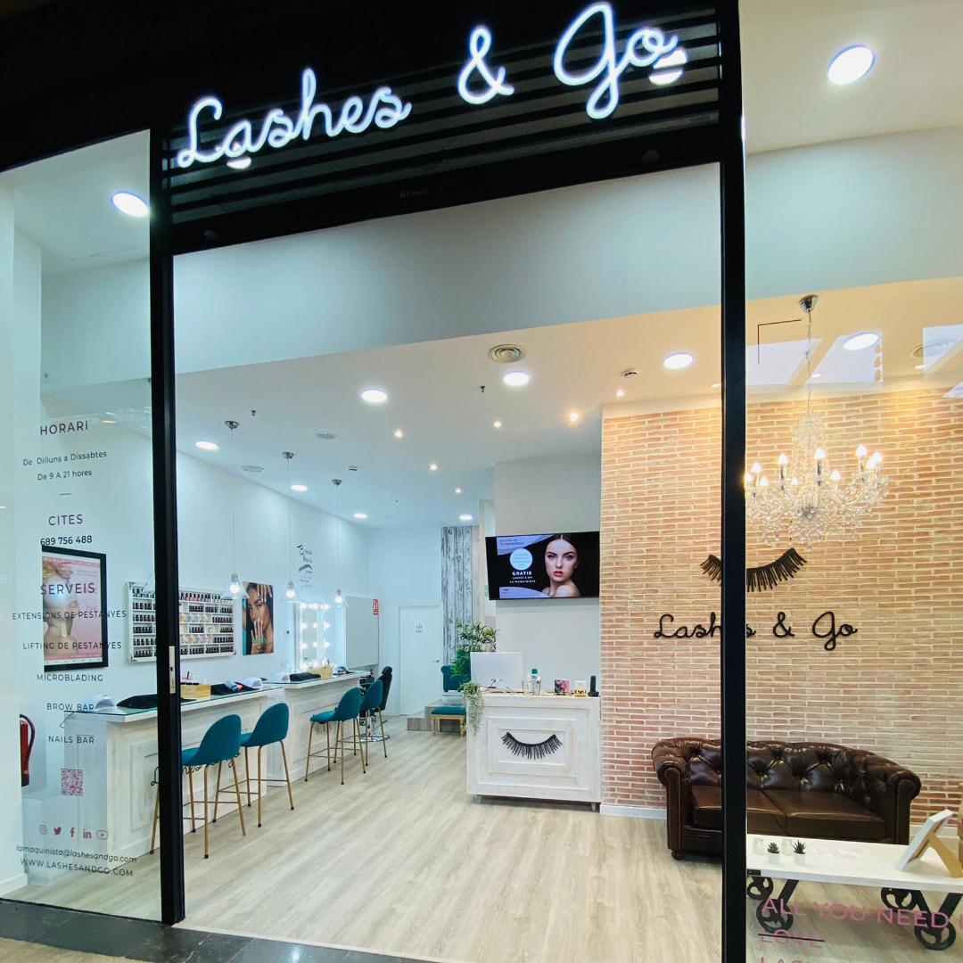 Lashes & Go continúa imparable en Barcelona