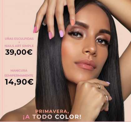Primavera a todo color en Lashes & Go