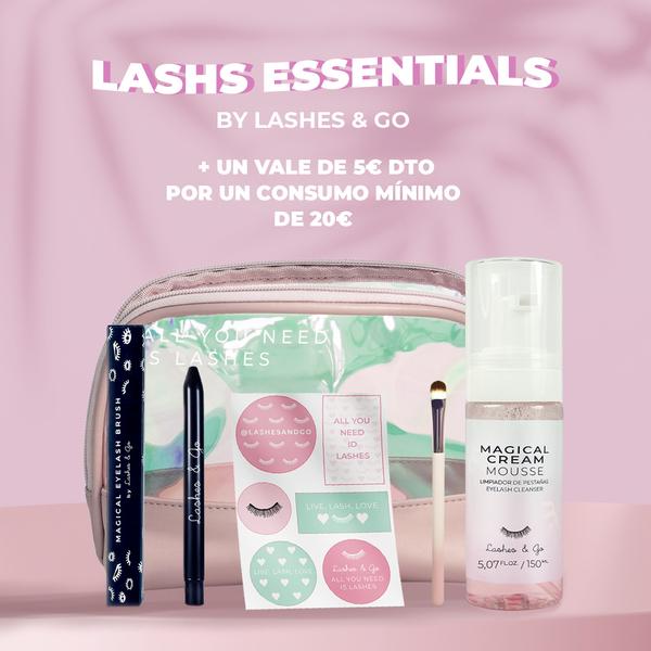 Cuida tus superpestañas con nuestro Lash Essentials