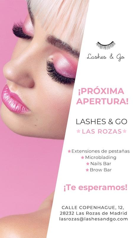 Lashes & Go Las Rozas